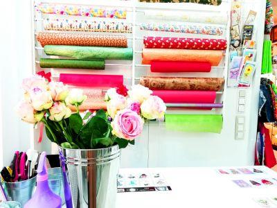 Цветочный магазин на Арбате. Большой трафик!