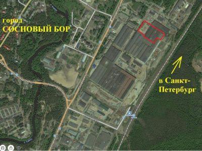 Завод металлоконструкций (производственный комплекс)
