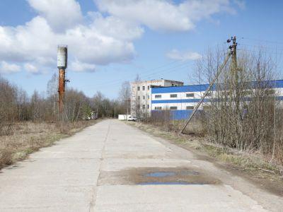 Производственный комплекс в Ленинградской обл.