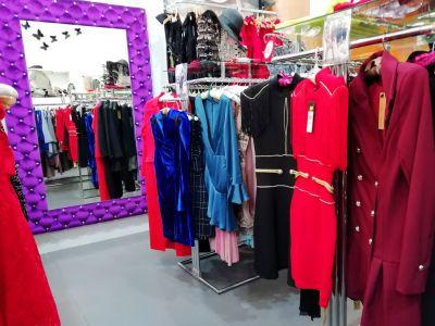Магазин женской одежды. Чистая прибыль 200000руб.