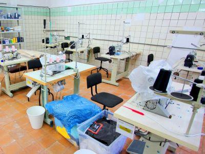 Швейный цех, активы на 1 000 000 рублей
