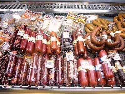 Колбасный отдел