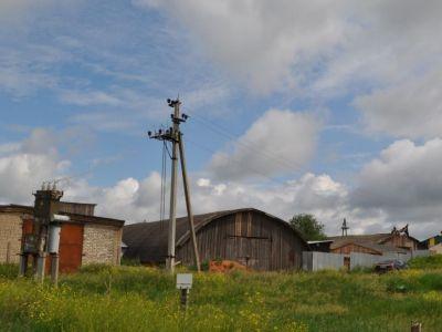 Производственная база по деревообработке