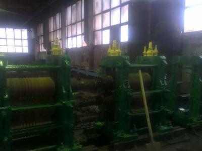 Оборудование по производству Арматуры стальной МК-10 ( Производительность 10 000 тн. в год ) .