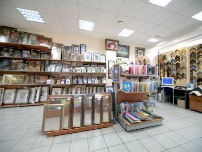 Магазины фото и багет. Работает с 2002 года