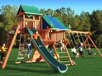 Интернет-магазин спорттоваров и оборудования для детских площадок