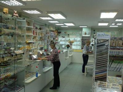 Магазин товаров для рукоделия в Великом Новгороде