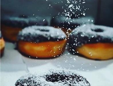 Продается производство и доставка пончиков