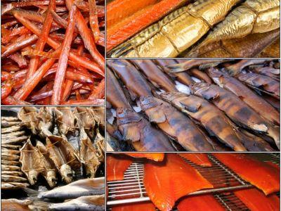 Производство рыбной продукции и снеков
