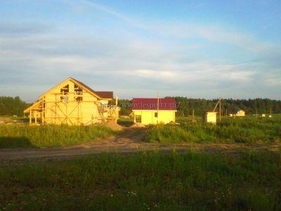 Земля для строительства домов