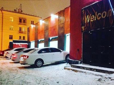Автомойка в центре Екатеринбурга