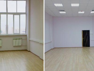 Два офисных помещения в бизнес-центре