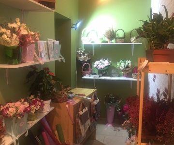 Цветочный магазин в ЦАО