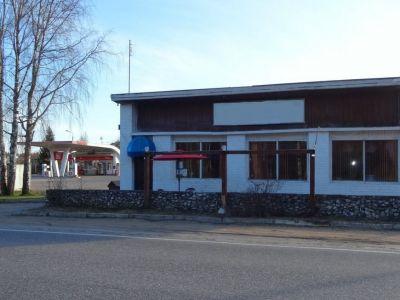 Кафе-бар магазин