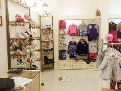 Салон детской одежды от известных брендов