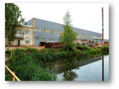 Завод по производству керамического кирпича и тротуарной плитки
