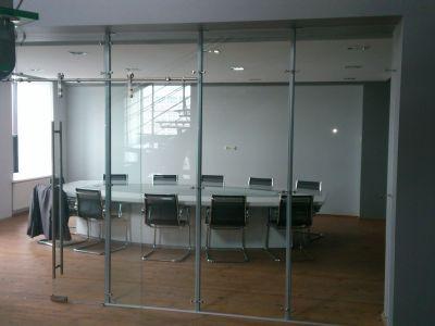Проектно-монтажная компания (изготовление/монтаж/дизайн офисных/торговых/сантехнических перегородок
