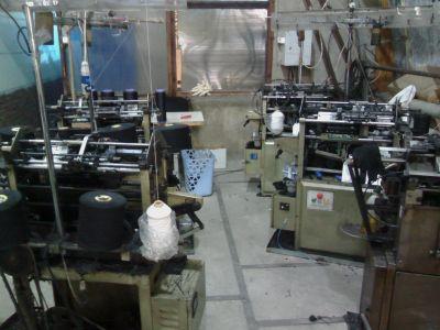 Производство вязаных перчаток