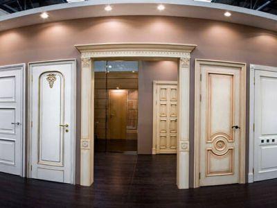 Популярный салон межкомнатных и входных дверей