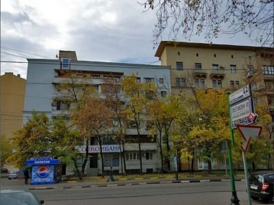 Помещение под магазин на Новокузнецкой