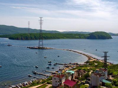 Продается действующая катерная стоянка в центре г. Владивосток.