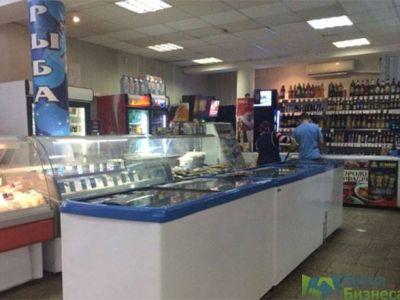 Рыбный отдел в продуктовом магазине с прибылью 120 000 рублей