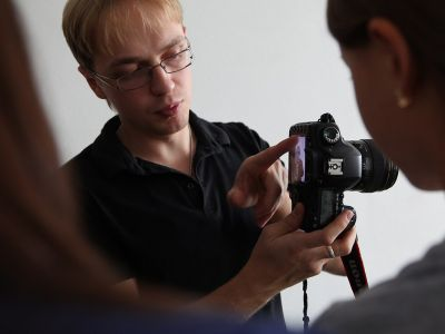 Академия фотографии Черное Белое