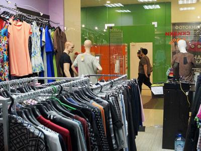 Магазин одежды и аксессуаров с высоким трафиком