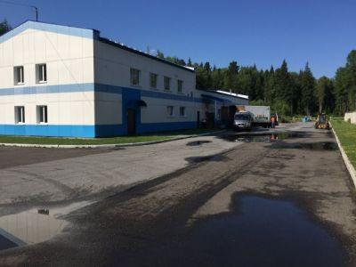 Завод по добыче и фасовке питьевой воды в ПЭТ 0,6 -19 литров