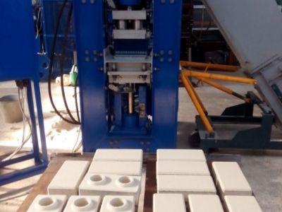Производство лего кирпича