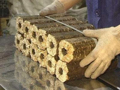 Производство брикетов