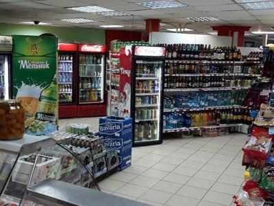 Прибыльный продуктовый магазин на Юге Москвы