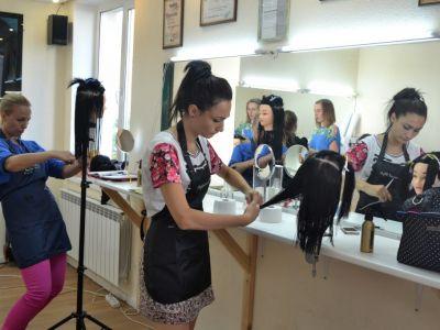 Учебный центр парикмахерского искусства