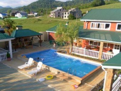 Гостиница в Лазаревской районе города Сочи