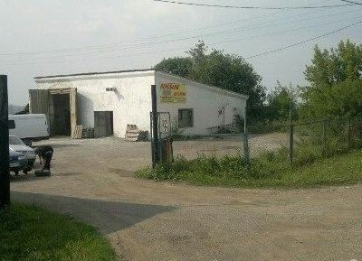 База по производству пеноблока, шиномонтаж