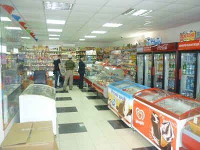 Продуктовый магазин в (собственности )