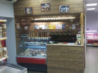 Магазин разливного пива и напитков