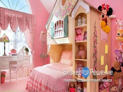 Производство дизайнерской мебели для детских с шоу-румом в САО