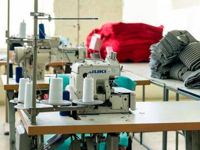 Швейное производство одежды премиум-класса