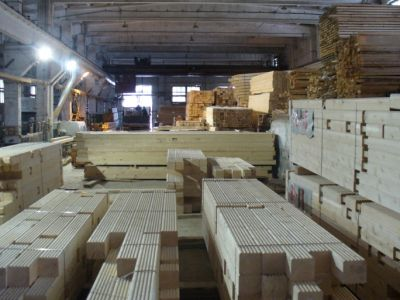 Производство домокомплектов из профилированного бруса