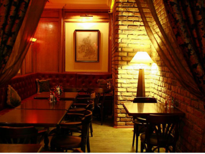 Ресторан с помещением в собственность