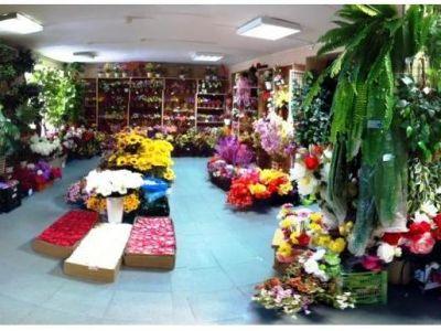 Магазин-студия искусственных цветов