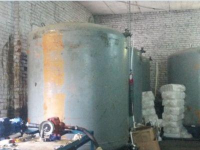 Завод по производству тосола, антифриза автомасел