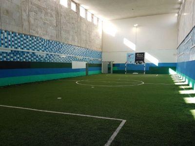 Бизнес по аренде крытых мини футбольных полей