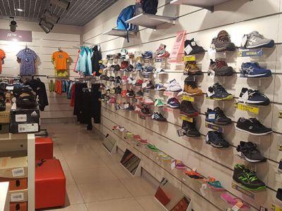 Франшиза — магазин спорттоваров (Серпухов)