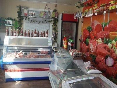 действующий мясной магазин