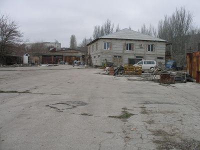 Производственная База в Феодосии Крым (недействующая)