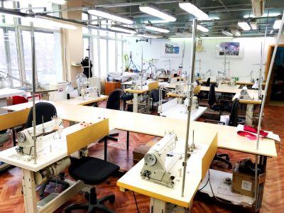 Швейное производство 300м2 Оборудование 2.500.000р
