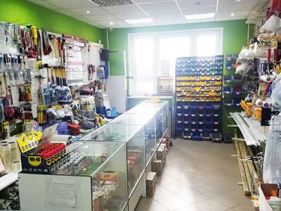 Магазин стройматериалов с низкой арендной ставкой