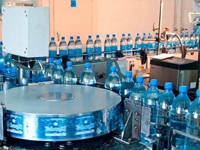 Предприятие по добыче и производству воды